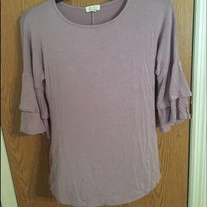 Light Lavender Shirt
